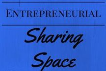 Entrepreneurial Sharing Space / A select few entrepreneurs were invited to pin to this board. They were chosen because they topped the list when searching through different areas of entrepreneurship. Please be selective when you invite others to this board.  This board is designed with the entrepreneur in mind. A place to pin ideas that you find useful in your business, things worth mentioning, or anything of value for building an entrepreneur's toolbox.  This is a place of networking and learning, so please do not post ads.