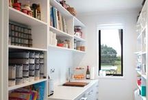 Wardrobe and Storage Solutions / Our favourite wardrobes and cupboards to solve any storage problem.
