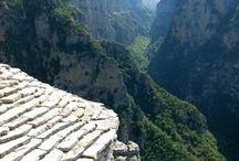 Greek destinations