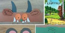 Gruffalo Party Ideas / Everything you need to throw the perfect Gruffalo party for your little ones!