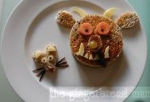 Fun with Food / Get creative in the kitchen with the kids with these great recipes.