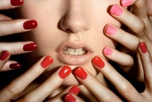 Nail art/polish / :3 colors! / by Alicia Olayvar