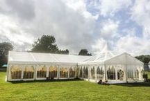 Wedding Marquees / Marquees for weddings