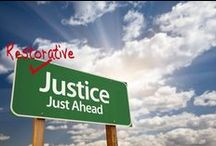 Restorative Practices & Peace-Making / by Erica Hasenbeck