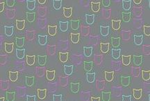 Fabric Design Spoonflower / Designs available at my Spoonflowershop http://www.spoonflower.com/profiles/milimari