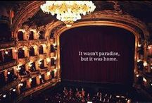 Theatre / My passion! / by Maria Mulligan
