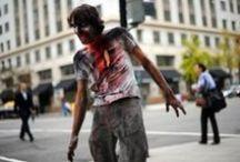 Zombie Preparedness 101 / How to prepare for a Zombie Apocalypse. Teaching the importance of emergency preparedness.