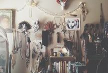 Bedroom / there are all possible ideas for redecorating my bedroom