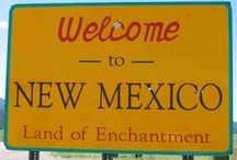 New Mexico / Home of Gruet Winery