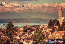Seattle / Movies - Fifty Shades of Grey, Sleepless in Seattle, Sightseeing, Waterfront, Cityscapes