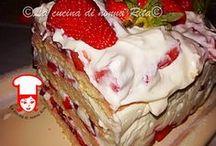 Dolci e Dessert / Dolci e dessert, dolci tipici e tanto altro dalla cucina di nonna Rita