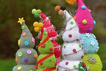Christmas ideas / Crochet Christmas ideas