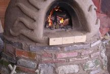Andy's outdoor oven