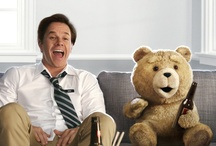 Ted / Family Guy creator Seth MacFarlane brings his boundary-pushing brand of humor to the big screen for the first time as writer, director and voice star of Ted.  In the live action/CG-animated comedy, he tells the story of John Bennett (Mark Wahlberg), a grown man who must deal with the cherished teddy bear who came to life as the result of a childhood wish…and has refused to leave his side ever since. / by Universal Pictures