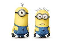 Despicable Me 2 / This summer get ready for more minion madness when Gru (Steve Carell), the girls, and the beloved minions return, along with a host outrageously funny new characters.  DESPICABLE ME 2 is in theaters on July 3, 2013.  / by Universal Pictures