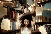 Only books beibi.