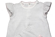 Two Piece Sets and Tops / Two Piece Sets and Tops in our Signature Paty Knit - Infant or Baby Clothes / by Paty - Children's Heirloom Collection