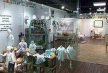 Store Displays / Store Fronts and Displays using Paty, Inc. Clothes