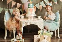 First Birthday and More / Great Party Ideas for your child - The party and all the parties to come / by Paty - Children's Heirloom Collection