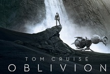 Oblivion / Tom Cruise stars in Oblivion, in theaters April 2013 / by Universal Pictures