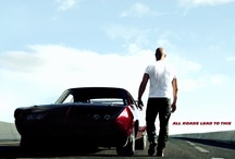 Fast & Furious 6 / Vin Diesel, Paul Walker, and Dwayne Johnson lead the returning cast of all-stars for Fast & Furious 6. In theaters May 24, 2013! / by Universal Pictures