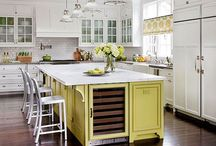 Kitchen ideas / by lucy lucy