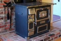 Kitchen Stoves / by lucy lucy