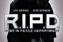 R.I.P.D. / Jeff Bridges and Ryan Reynolds headline the 3D supernatural action-adventure R.I.P.D. in theaters July 19, 2013. / by Universal Pictures
