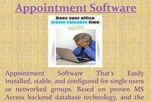 Appointment Software /  An online appointment software makes the job of establishing visits between you and your customers extremely easy. With this software application put up in your web site, you could set your downtime for appointments. When you use a program such as online scheduling software, you can rest assured that your business is visiting be an excellence since additional of your consultations are going to turn up.