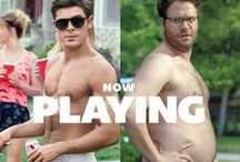 Neighbors Movie / A comedy staring Seth Rogen, Zac Efron and Rose Byrne about a young couple who are forced to live next to a fraternity house after the birth of their newborn baby. NEIGHBORS is in theaters May 9,2014. / by Universal Pictures