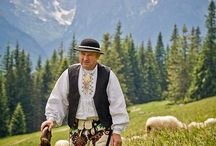 Tatry Mountains / Tatry Mountains and tradition