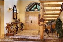 Mountain Style Decor / Your unique mountain lifestyle deserves a unique store!  Interiors has been making Big Bear Lake homes more beautiful since 1984!