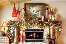 Christmas Decorating Ideas / Deck Your Halls!  Every year in September, Interiors rolls out the hottest looks in holiday decor - including Lodge style decorations.  And with our Holiday Design Service, we put it up, we take it down - all you have to do is enjoy!