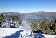 Big Bear Lake / Big Bear Lake is Southern California's premiere alpine resort destination!  With a 7-mile long lake as the centerpiece, and surrounded by National Forest and host to two major ski areas, it's the perfect four-season getaway!