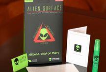 Alien Surface™ /  Adio Huse și Carcase!  Protejează-ți gadgetul cu tehnologia de top Alien Surface™. www.aliensurface.ro