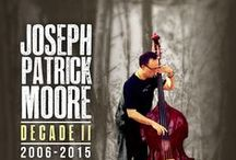CD RELEASES / CD Releases by Joseph Patrick Moore