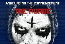 The Purge: Anarchy / In theaters July 18, 2014.  / by Universal Pictures
