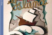 Интересные обложки / Amazing Book Covers / Необычные книжные обложки