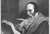 Images of John Calvin / Public Domain images of the Reformer John Calvin