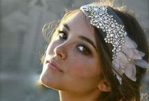 Boho glam weddings / Marrying rustic and opulence...