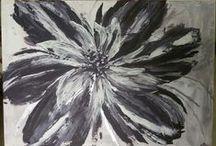 Malování - Moje práce