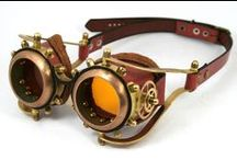 steampunk / forefront of machines