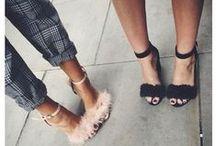 Heels / Keep your heels, head and standards high!