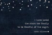 •  Stars ✩ • / I'll see you  when i fall  sleep..  ♡