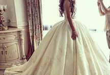 To The Bride  / Bridal gowns, rings and other things.:)