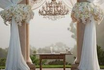 Wedding Decor and Cakes Galore!!!