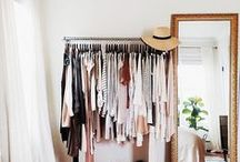 My dream Wardrobe ☺ / The wardrobe is my favourite room. A place, where my clothes can be happy :)