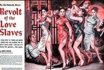 Shock Sex: sexploitation in print / men's adventure, tabloids, and pulp magazines, 1940s - 1970s