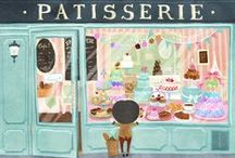 •My Bakery...♡  • / When I grow up I will open a {Bakery ~ Pastry Shop } ♡