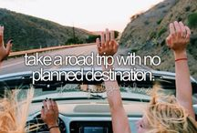 Bucket List / ~things I want to do someday